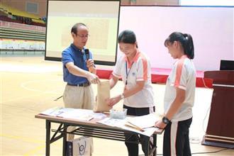 揭阳华侨高级中学举行高一学生发展指导系列报告会